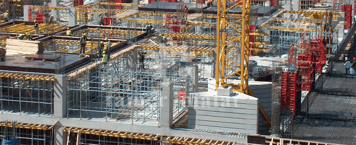 RENTAL SCAFFOLDING AND FORMWORKS SYSTEMS